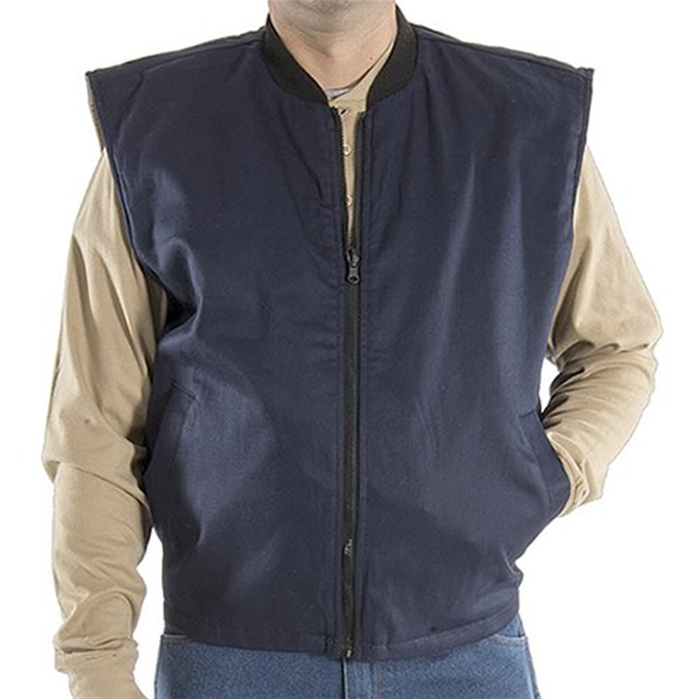 Insulated Bomber Zip-in Vest