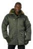 Ultra Force Sage N-3B Snorkel Parka