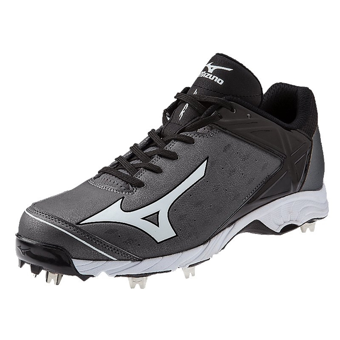 9 Spike Advanced Swagger 2 Low Grey-Black