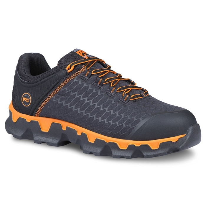 TIMBERLAND PRO POWERTRAIN SPORT ALLOY TOE SD+ WORK SHOES
