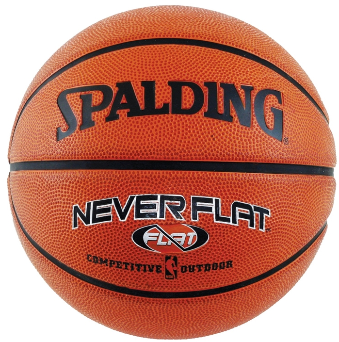 Spalding Never Flat Basketball