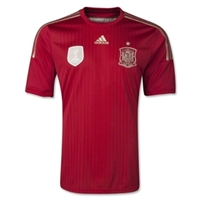 Official Spain 2014 Jersey