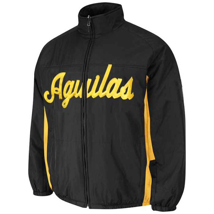 Majestic Men's Aguilas Cibaeñas Therma Base Double climate Jacket