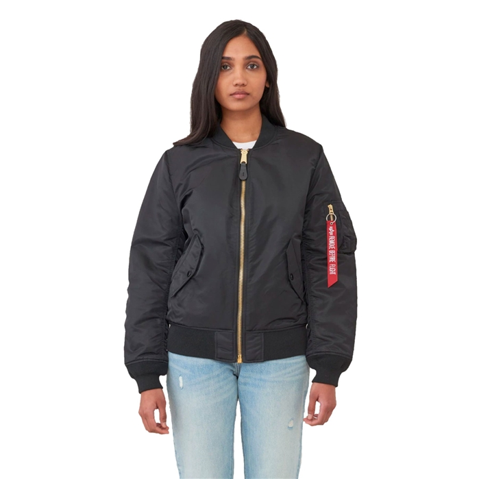 Alpha Industries MA-1 Womens Flight Jacket