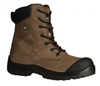 Crazy Horse Leather Steel Toe Boot