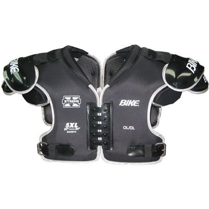Bike Offensive & Defensive Lineman Football Shoulder Pads