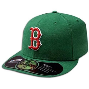 Boston Red Sox Authentic 59FIFTY On-Field Cap