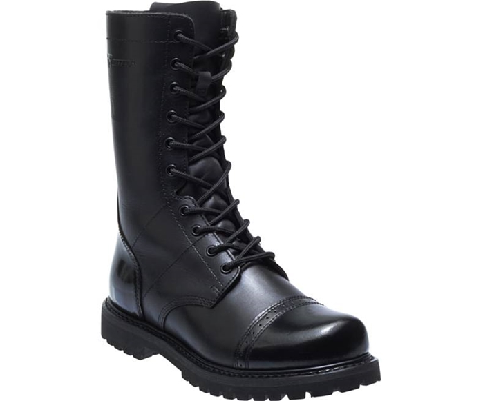 "BATES 11"" Paratrooper Side Zip Boot"