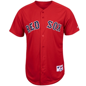 Boston Red Sox Authentic 2012 Alternate Home Jersey