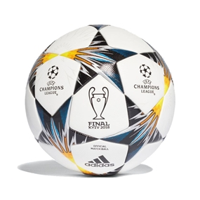 UCL FINALE KIEV OFFICIAL GAME BALL