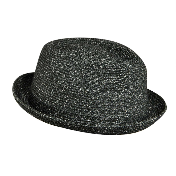 Country Gentleman Joey Braided Fedora Hat