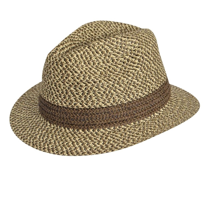 Country Gentleman Mason Fedora Hat