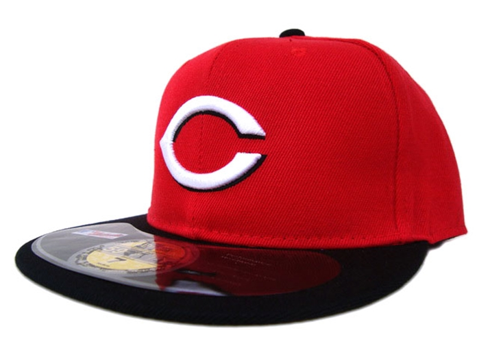 Cincinnati Reds Authentic Road 59FIFTY On-Field Cap