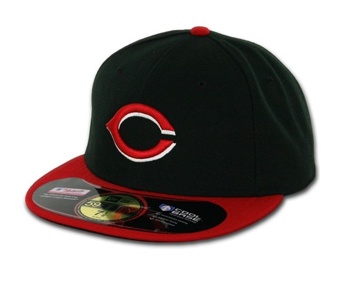 Cincinnati Reds Authentic Alternate 59FIFTY On-Field Cap