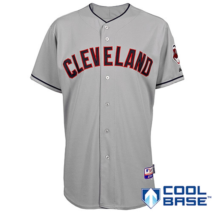 Cleveland Indians Authentic 2012 Road Jersey