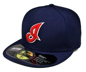 Cleveland Indians Authentic Alt 59FIFTY On-Field Cap