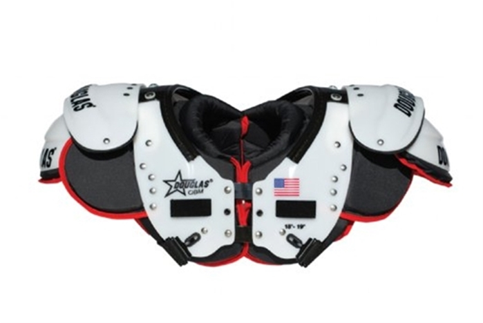 CP QB/WR Football Shoulder Pads