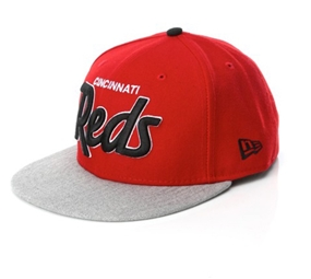 New Era Cincinnati Reds Strapback