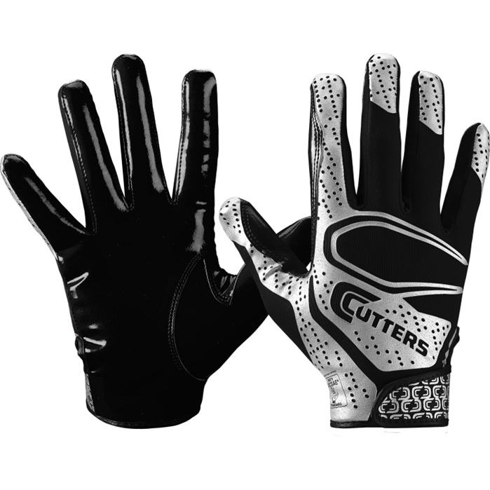 Cutters Rev 2.0 Receiver Gloves [ Black ]