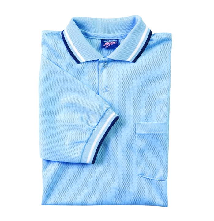 Dalco Umpire Shirt Light Blue