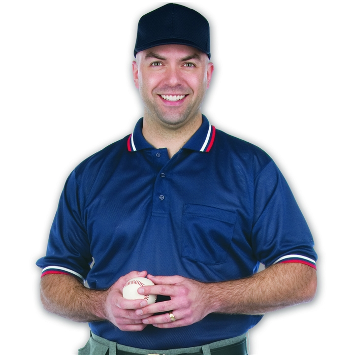 Dalco Umpire Navy Blue Shirt