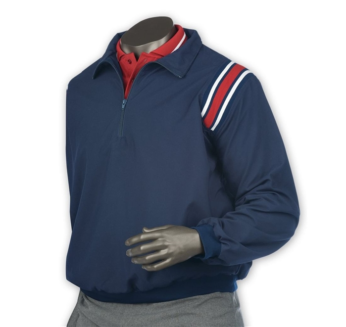 Dalco Baseball Navy Red Umpire Jacket