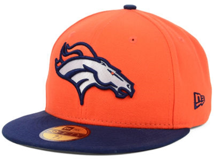 Denver Broncos NFL On-Field Cap