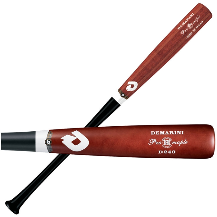 DeMarini D243 Pro Maple Composite Baseball Bat