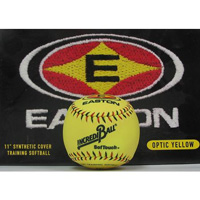 """1 Dozen 11"""" Softouch Balls Training Softball"""