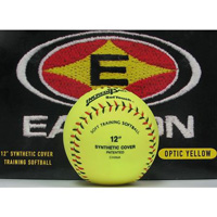"""1 Dozen 12"""" Softouch Balls Training Softball"""