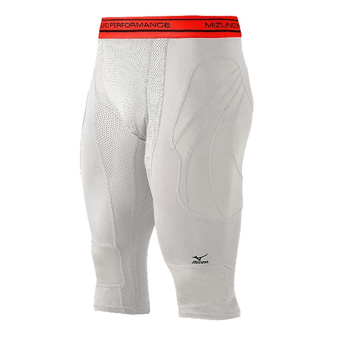 Elite Long Sliding Short White