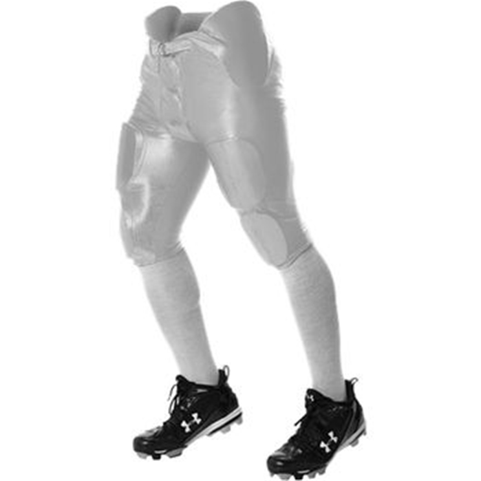 Alleson Youth Polyester Integrated Football Pant