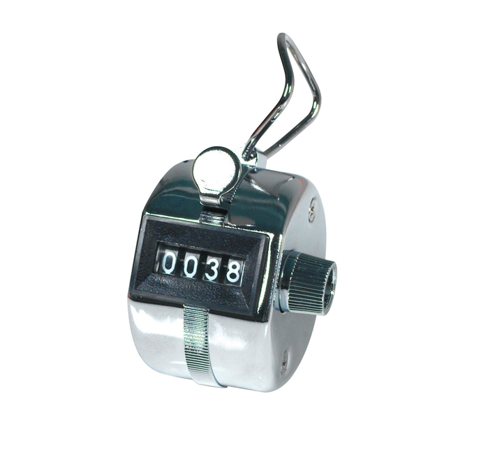 Accusplit AL608 Finger Hold Tally Counter