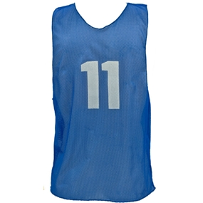 1- Dozen Champion Sports Numbered Practice Adult Vest