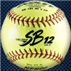 SB12L RF Fast Pitch Softballs Dozen