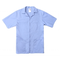 Professional Zipper Front Shirt