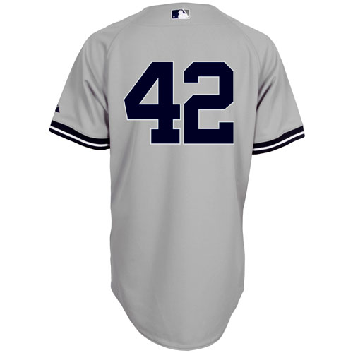 on sale 72664 4bd10 Images of NY Yankees Authentic Mariano Rivera Road Jersey