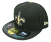 New Orleans Saints NFL On-Field Cap