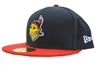 59Fifty Cooperstown Cleveland Indians caps