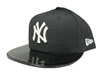 MLB NY Yankees Patent Leather Bill 59FIFTY Cap