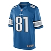 NFL Detroit Lions Calvin Johnson On Field Limited Jersey