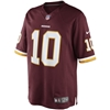 NFL Washington Redskins Robert Griffin III On Field Limited Jersey