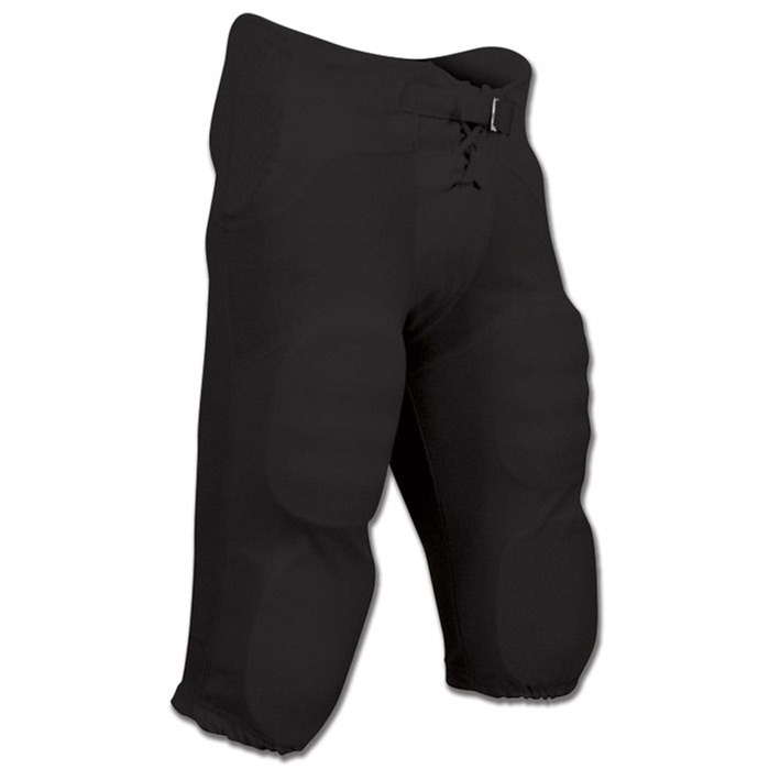 Integrated Pant with Built-In Pads