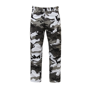 City Camo BDU Adjustable Waist Cargo Pant