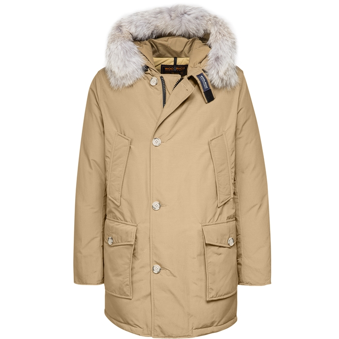 Woolrich Arctic Parka DF New Tobacco