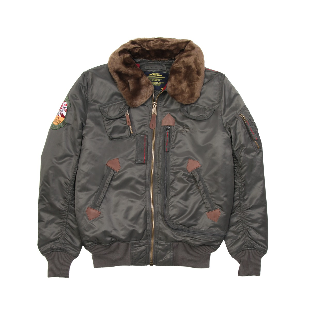 Alpha Industries Injector Flight Jacket