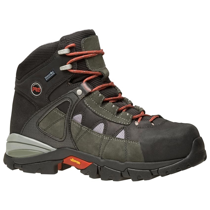 Mens 6 Inch Hyperion XL Waterproof Soft Toe Hiking Boot