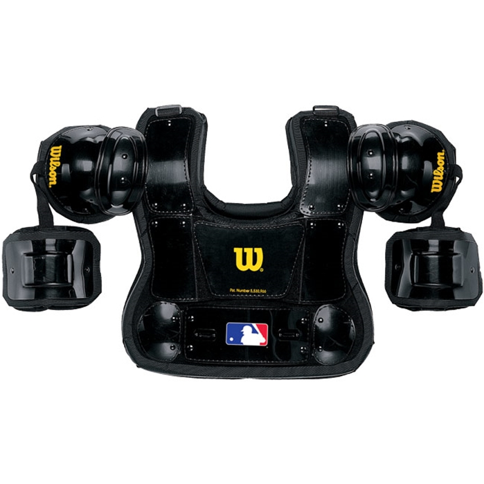 Wilson West Vest Pro Chest Protector