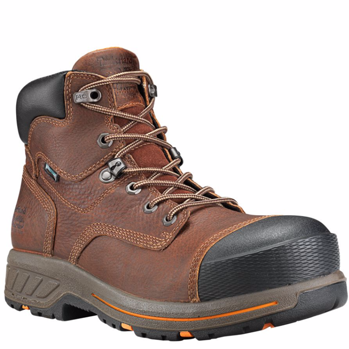 "Timberland Pro Helix HD 6"" Comp Toe Work Boots"