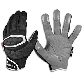 HX80 HexPad Lineman Football Gloves